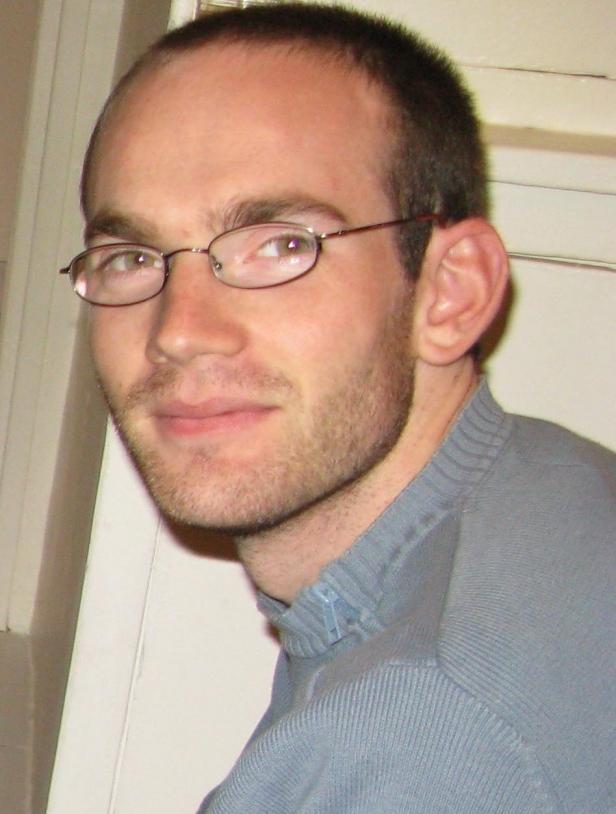 Frédéric Merlin, enseignant-chercheur à l'Université Paris 7. Crédits : Université Paris 7.