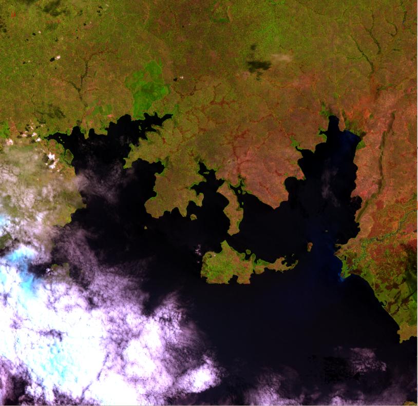 SPOT5_TAKE5_Image1_Ouganda_LakeVictoria
